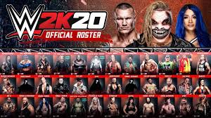WWE 2K20 Full Game + CPY Crack PC Download Torrent