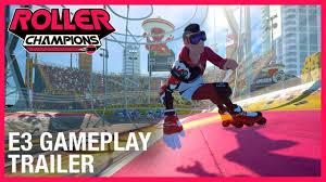 Roller Champions CRACK SKIDROW & CODEX GAMES