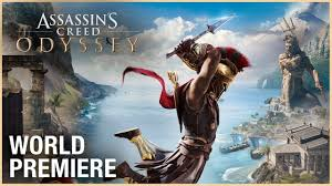 Assassins Creed Odyssey Crack PC +CPY Free Download
