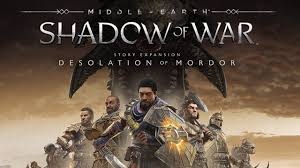 Middle Earth Shadow of War Definitive Edition Crack Free Download