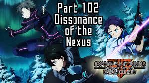 Sword Art Online Fatal Bullet Dissonance of the Nexus Crack Download
