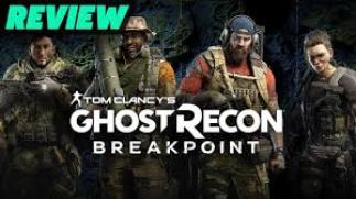 Ghost Recon Breakpoint Crack PC-CPY Torrent Free Download