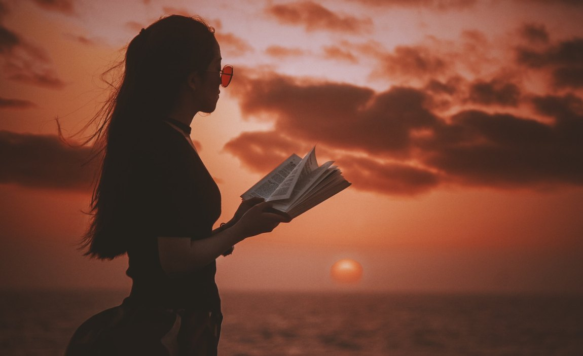 a highly sensitive person reads quotes she relates to