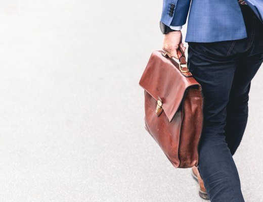a highly sensitive person heads to work