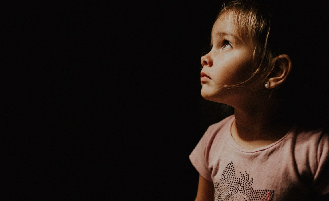 a highly sensitive child in a chaotic home