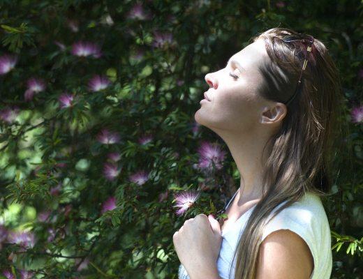a highly sensitive person creates a mental sanctuary
