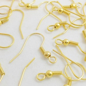 earring-hook-with-coil-and-ball-gold-plated