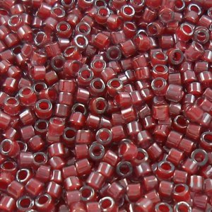 miyuki-110-delica-beads-cranberry-lined-crystal-lustre
