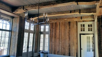 Custom Beams by High Mountain Millwork Company - Franklin, NC #822