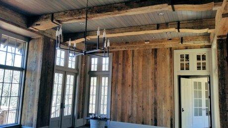Custom Beams by High Mountain Millwork Company - Franklin, NC #822