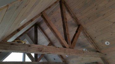 Custom Beams by High Mountain Millwork Company - Franklin, NC #52