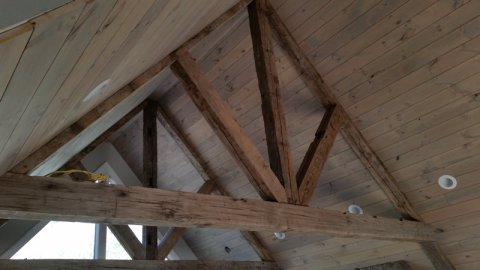 Custom Beams by High Mountain Millwork Company - Franklin, NC #52