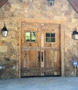 Custom Doors by High Mountain Millwork - Franklin, NC #0714