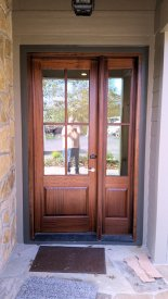 Custom Doors by High Mountain Millwork - Franklin, NC #020