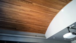 Custom Ceiling by High Mountain Millwork Company - Franklin, NC #212