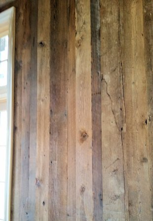 Custom Wood Paneling by High Mountain Millwork Company - Franklin, NC #600