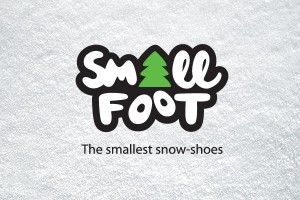 HighNames Name case - Small Foot snowshoes