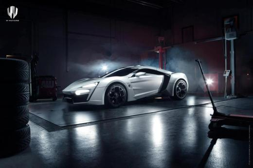 Luxury car brand naming: Lykan – the most-expensive car in the world