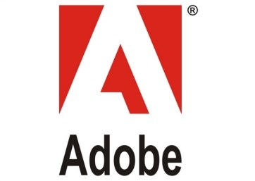 adobe logo software company name origin