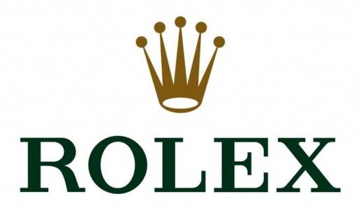 rolex name origin luxury brand logo design