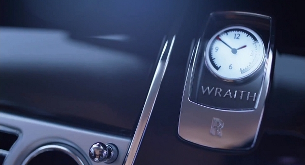 rolls-royce wraith car model naming