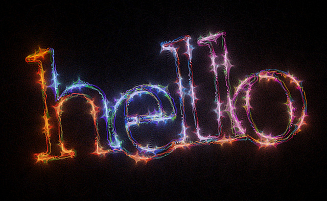 Brands with Hello and origin of the word