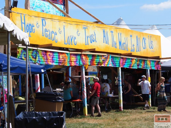 High Note Blog 54th annual Philadelphia Folk Festival