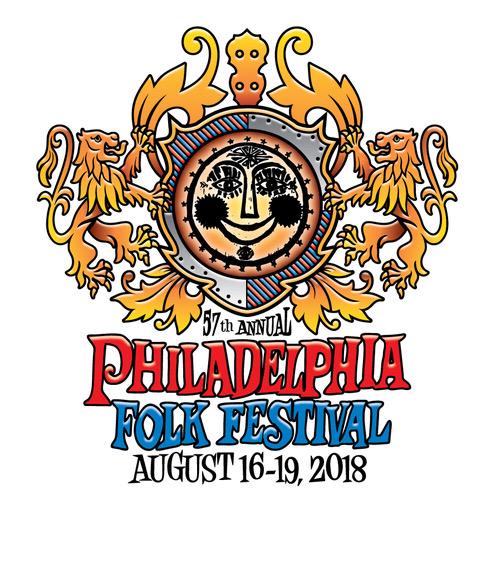 58th annual Philadelphia Folk Festival