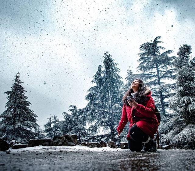 Niharika Arora High on Himalayas Women Travellers Tribe