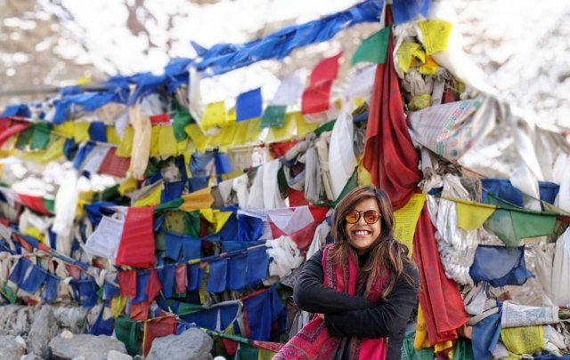 Prachi Mishra High on Himalayas Women Travellers Tribe