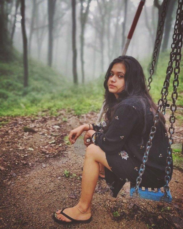 Ankita Tipsy Banjaran High on Himalayas Women Travellers Tribe