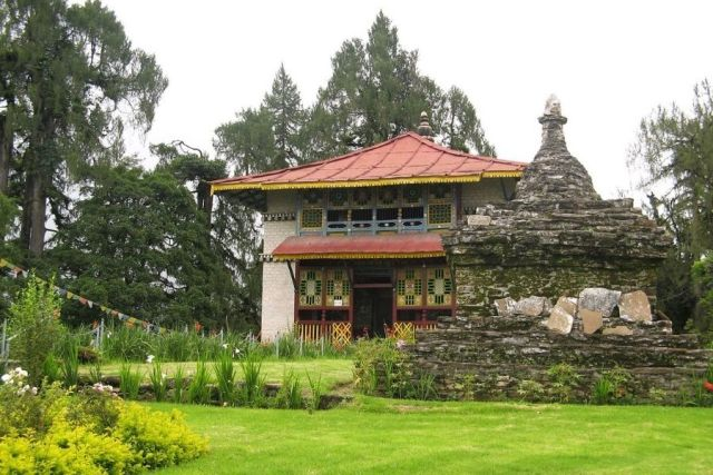 Oldest Monastery in Sikkim