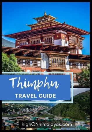 Travel Thimphu-Bhutan