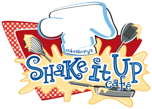 Shake It Up Cafe VBS