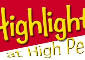 Highlights @ High Peak for This Week