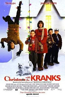 220px Christmas With the Kranks poster