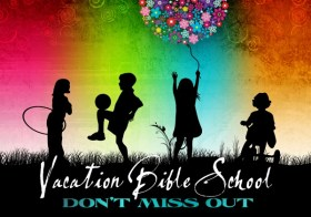 Vacation Bible School Starts Sunday