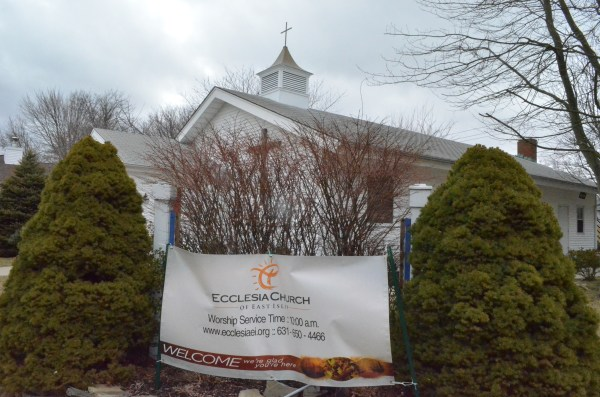 ecclesia church in east islip
