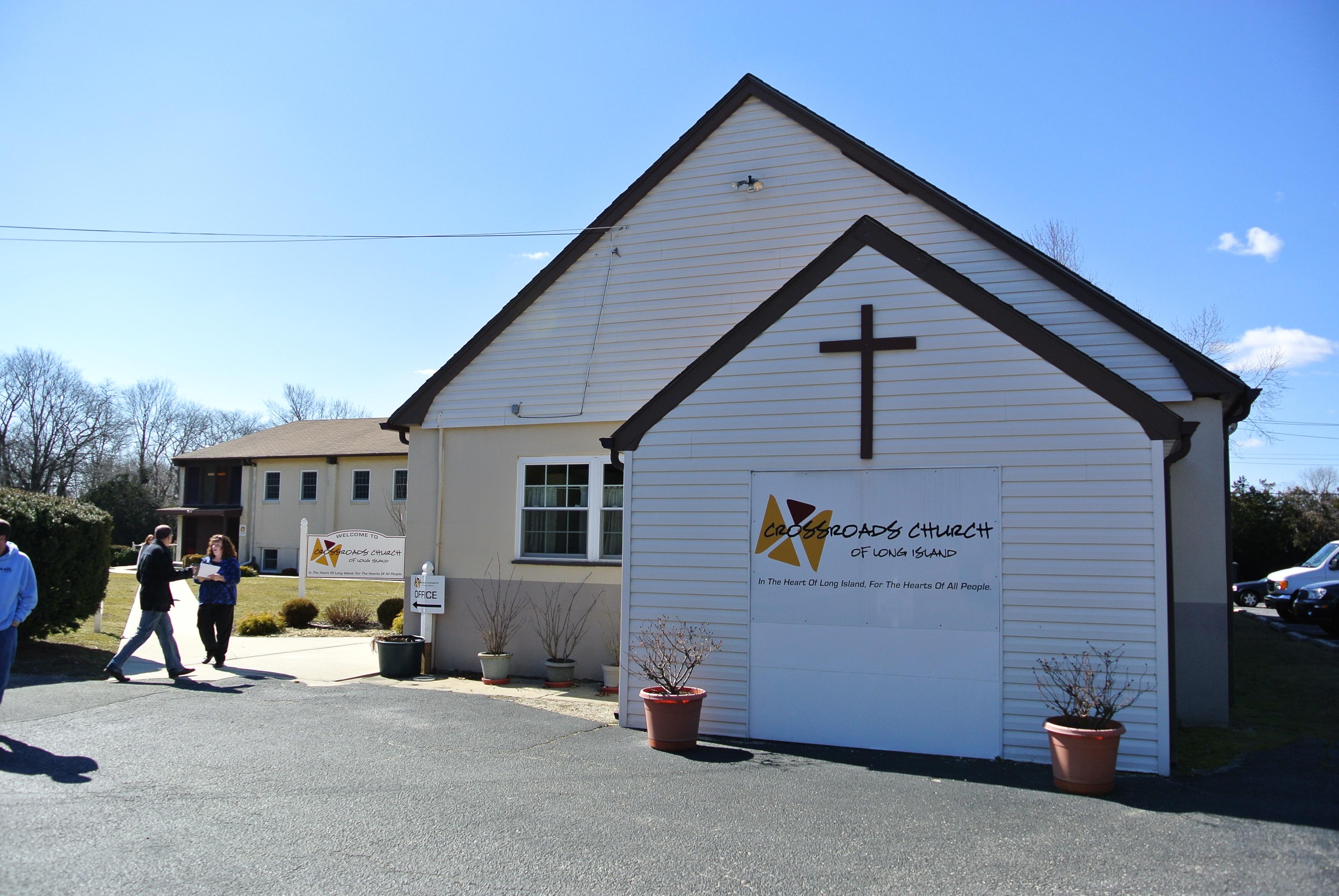 crossroads church of long island