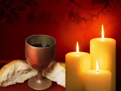 Christmas Candlelight Communion Service @ High Peak Baptist Church
