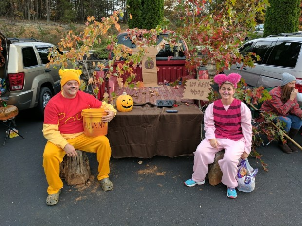trunk or treat oct 31 6 pm