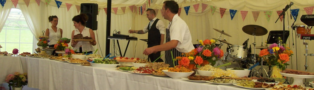 High Peak Marquee Hire