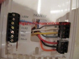 wiring diagram for honeywell thermostat wiring diagram room thermostat wiring diagrams for hvac systems
