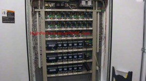 Data Center Tridium HVAC Control Panel