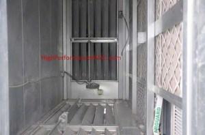 DDC Outside Air Economizer System | HVAC Control economizer dampers