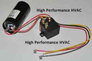 Air Conditioner Condenser Electrical Components  Cooling