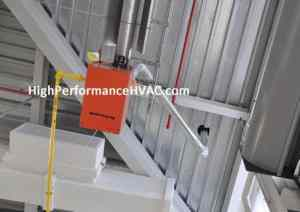 Infrared Radiant Heating Systems Garage Heaters