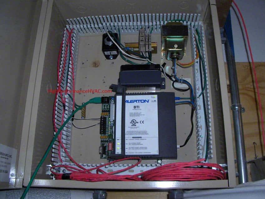 Building Automation Systems Hvac Control Ddc