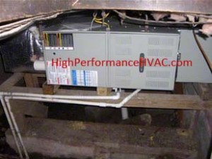 condensing gas furnace