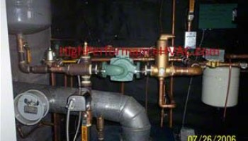 Boiler Piping Flow & Pipe Sizing | HVAC Hydronics